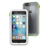 CATALYST Case for iPhone 6/6S Plus (White/Grey/Green)