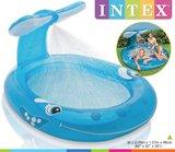 Intex: Whale Spray Pool