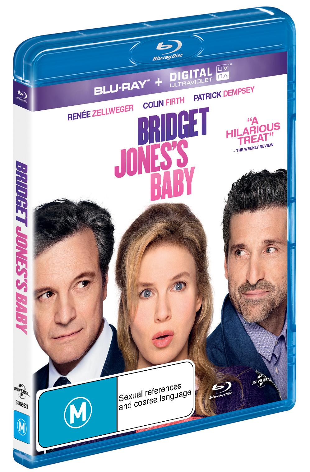 Bridget Jones's Baby on Blu-ray image