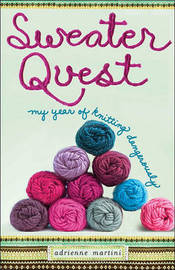 Sweater Quest by Adrienne Martini image