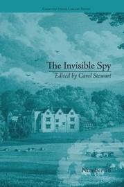 The Invisible Spy by Carol Stewart