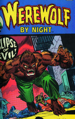 Essential Werewolf By Night Vol.2 image