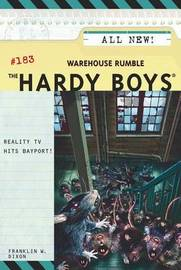 Warehouse Rumble by Franklin W Dixon image