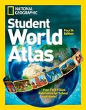 National Geographic Student World Atlas Fourth Edition by National Geographic Kids