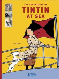 The Adventures of Tintin at Sea by Michael Farr image