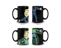 Fallout: Heat Change Mug - Vault Boy image