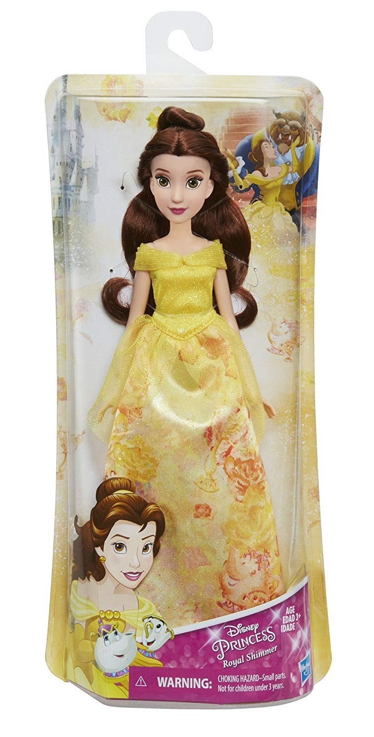 Disney Princess - Belle (Floral) Doll image