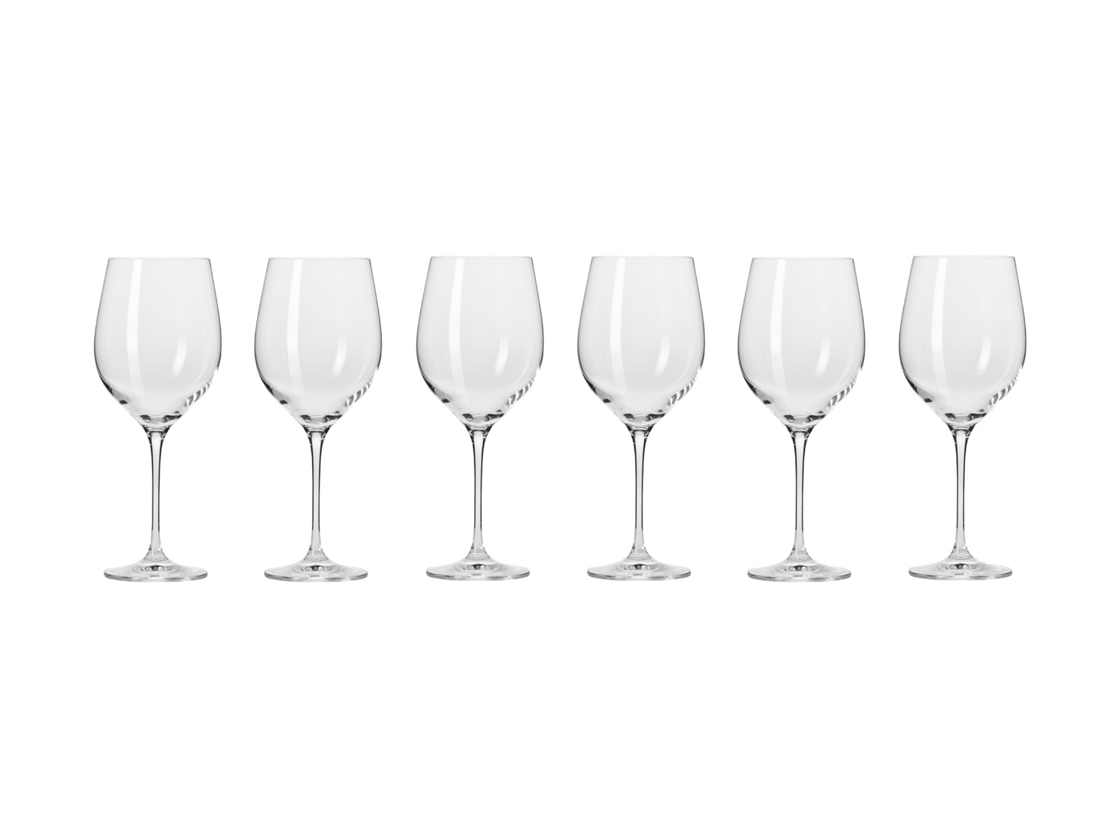 Krosno: Harmony Wine Glass Set of 6 (450ml) image