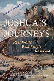 Joshua's Journeys by Sheila Deeth image