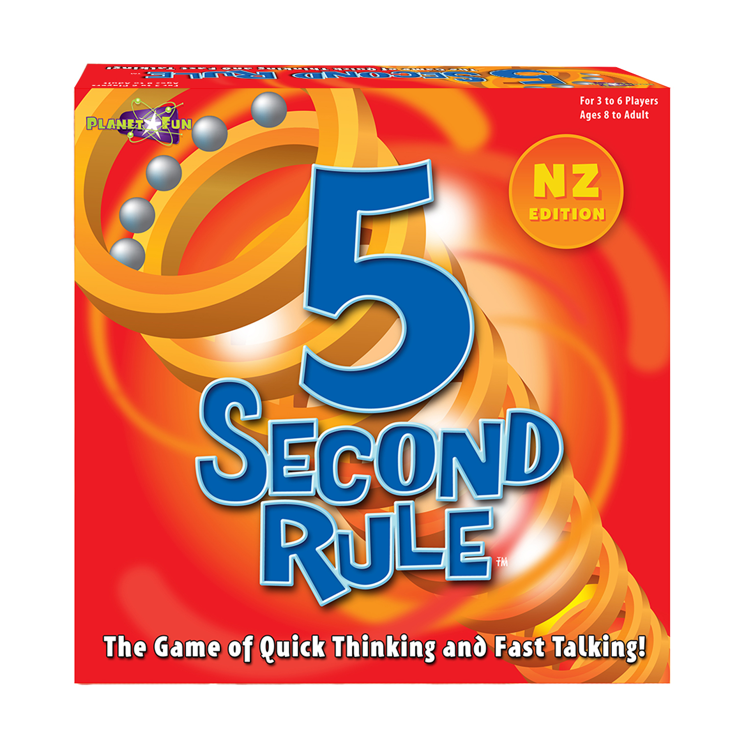 5 Second Rule - Trivia Game (NZ Edition) image