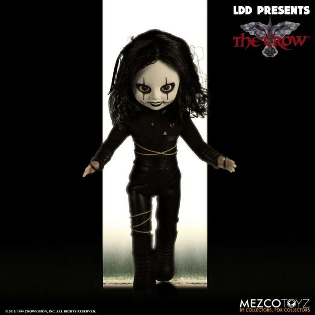 "Living Dead Dolls Presents: The Crow - 10"" Doll"