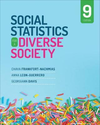 Social Statistics for a Diverse Society by Chava Frankfort-Nachmias
