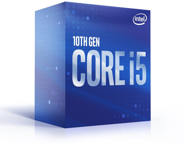 Intel Core i5-10600K 6-Core 4.80GHz CPU
