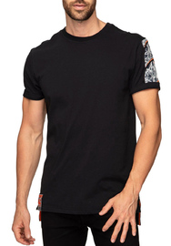 Canterbury: Mens Camo Logo Tee - Black (XX-Large)