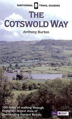 The Cotswold Way by Anthony Burton