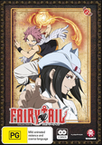 Fairy Tail - Collection 6 on DVD
