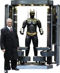 "Batman: The Dark Knight Armoury with Alfred Pennyworth 12"" Action Figure"