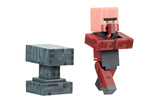 Minecraft Blacksmith Villager With Accessory Series 2
