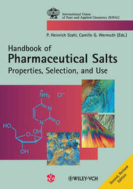 Pharmaceutical Salts 2E - Properties, Selection and Use image