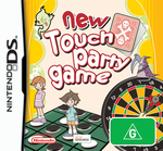 New Touch Party Game for Nintendo DS