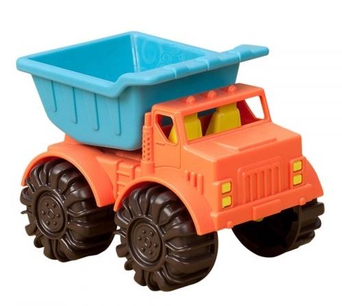 B. Mini Truck - Orange