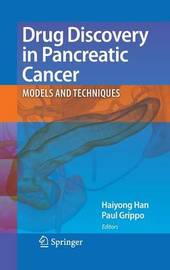 Drug Discovery in Pancreatic Cancer image