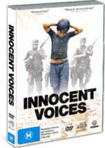 Innocent Voices on DVD