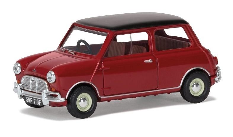 Corgi: 1/43 Mini Cooper S Mk1 - Diecast Model image