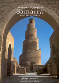 Historical Topography of Samarra by A. Northedge image