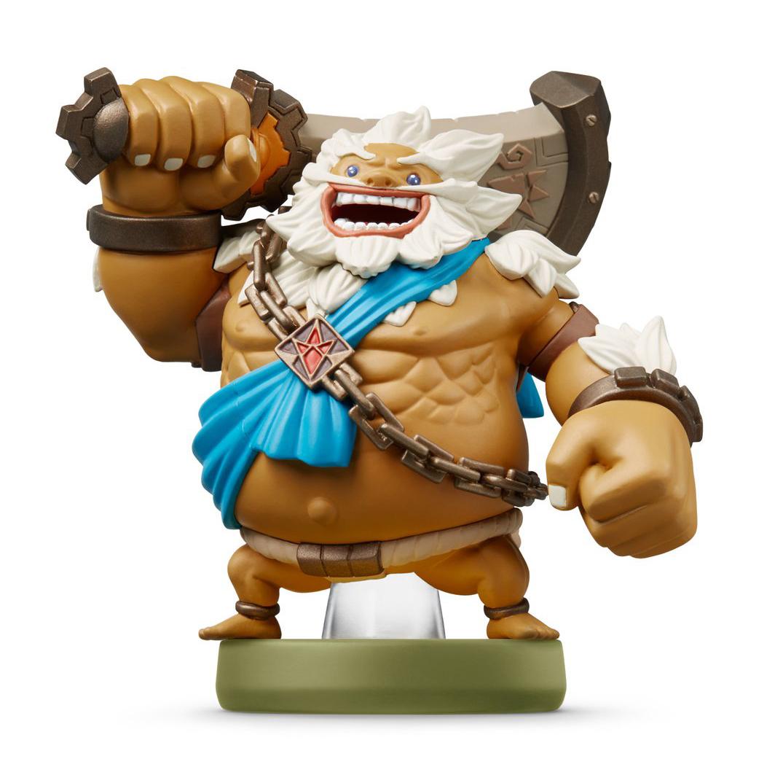 Nintendo Amiibo Daruk - Zelda Collection for  image