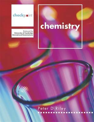 Checkpoint Chemistry by Peter D Riley image