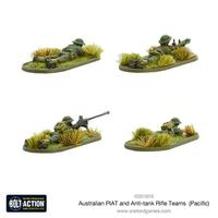 Australian Piat & AT Rifle Teams (Pacific) image