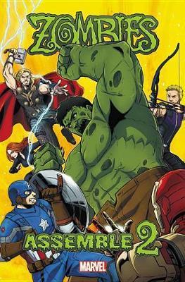 Zombies Assemble Vol. 2 Manga by Yusaku Komiyama image