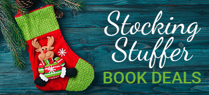 Books Stocking Stuffer Sale