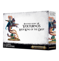 Warhammer Age of Sigmar: Idoneth Deepkin - Volturnos High King of the Deep