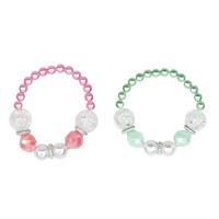 Pink Poppy - Vintage Pearl Bracelet (Assorted Colours)