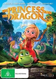 The Princess And The Dragon on DVD