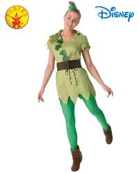 Disney: Peter Pan Female Costume (Large)