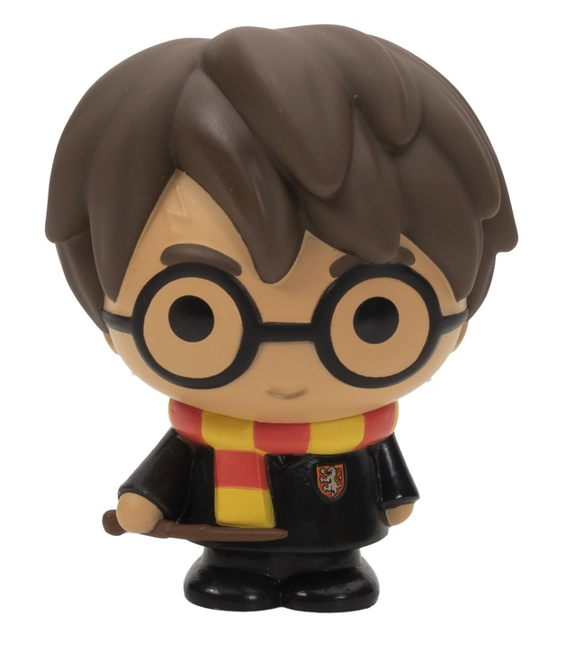 """Harry Potter (with Wand) - 4"""" Collectable Figure"""