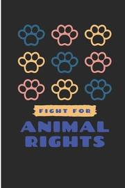 Animal Rights by Debby Prints image