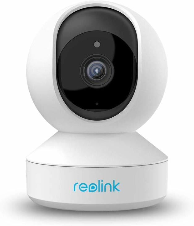 Reolink: E1 3MP Wireless Pan Tilt Smart Security Camera