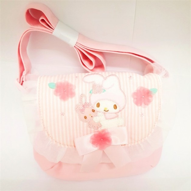 My Melody Shoulder Pouch: Lace