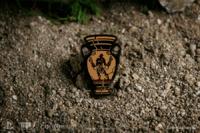 God of War: Urn of Legacy - Enamel Pin