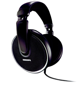 Philips SHP8900 Hi Fi Headphone - XXL Speaker Driver image