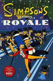 Simpsons Comics Royale by Matt Groening