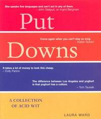Put Downs by Laura Ward image