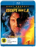 Escape From L.A. on Blu-ray