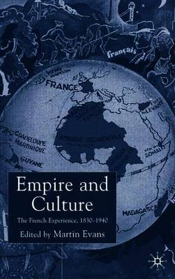Empire and Culture by Martin Evans image