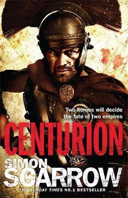 Centurion (Eagle #8) by Simon Scarrow image