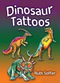 Dinosaur Tattoos by Ruth Soffer